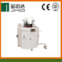 exhibition producet Aluminumhigh precision door&window crimping machine(heavy lifting) input power is 1.3kw on sale