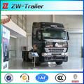 Howo usado caminhões trator 420HP para venda