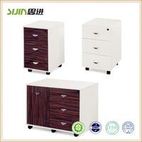 office storage small wooden locker filing cabinet under desk small drawer cabinet