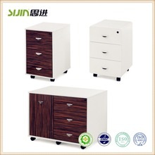 office storage small wooden locker filing cabinet under desk small drawer cabinet