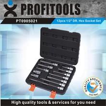 """12pcs 1/2"""" high quality bicycle repair tool set"""