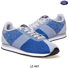 Popular new style good quality sport sneaker brand manufacturer