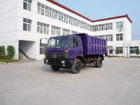 Dongfeng 4x2 Euro4 10ton tipper lorry price