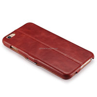 vintage classic ultra slim wallet flip leather case with card holders for iPhone 6 or 6 plus