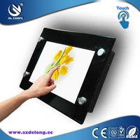 """2013 New Product Touch Screen LCD Industrial Monitor 7"""" Open Frame Monitor"""