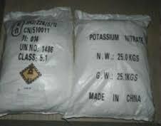 fertilizer Potassium nitrate