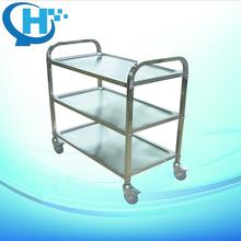 Restaurant/Hospital Trolley/Hotel Plastic Utility Cart