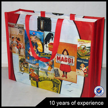Best Prices Latest Custom Design fashion shopping nonwoven bag from direct manufacturer
