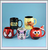 YF18781 high quality stoneware mug with excellent printing