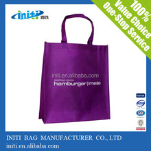 Wholesale Alibaba PP Non Woven Tote Bag / Cross Stitch Bag For Shopping
