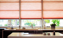 Fashion Style Honeycomb Blinds Office Curtain And Blind