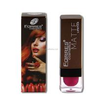Farres high quality oem matte lipstick makeup velvet lipstick 2015
