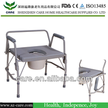 CARE-- patient commodes for patient use