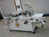 Automatic Roll to Roll Adhesive Label Rotary Die Cutter Die-Cutting Machine