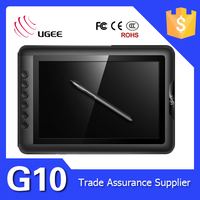 Ugee G10 10 Inch 2048 levels Graphic Drawing Monitor