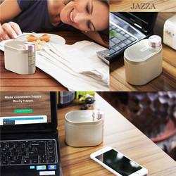 Wireless Bluetooth Speakers Subwoofer For Computer WIth LED Light