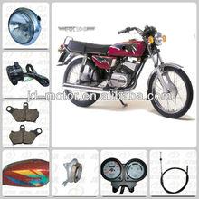 RX 100 motorcycle parts