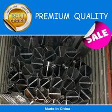 large bearing load distribution transmission pole with bitumen treatment