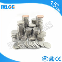 make in china popular different size cheap custom coins for sale