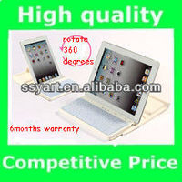 The tablet a few cases for ipad3 ipad4 bluetooth wireless keyboard shell