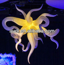 inflatable funky star for stage decoration