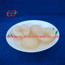 Cheap price canned food, canned cake pear halves in light syrup