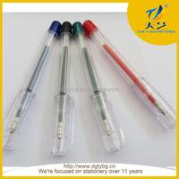 multi color mini gel ink pen glitter gel pen