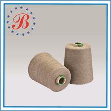 5 Ne/1 CVC Cotton/Polyester Blended Yarn 80%/20% for Knitting and Weaving