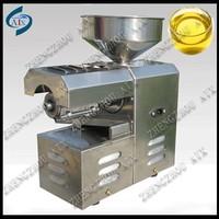 Home usage stainless steel oil press/olive oil press for sale/mini oil press machine