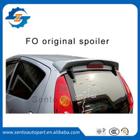 High quality ABS plastic FO original car rear roof spoiler for FO