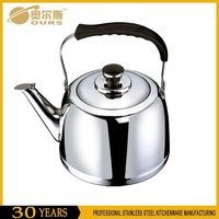 China Chaozhou factory price food grade stainless steel kettle