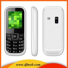 Wholesale 1.8 Inch Screen GPRS/WAP Quad Band Dual SIM FM Cellphones 1282