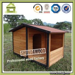 SDD11 classical design backyard dog kennel
