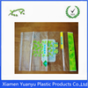 OPP Printing plastic self-adhesive bag/ resealable bag for disposable cups.