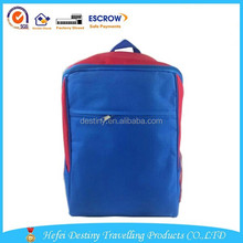 OEM promotion large eco-friendly waterproof school supply bookbag