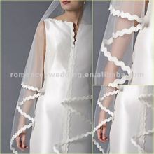 2012 Factory Top Sell WI0040 New Geometric Figure Shape Bridal Veils
