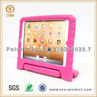 Shockproof kids tablet case with carrying handle for iPad mini retina display