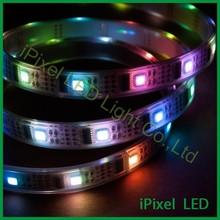 arduino digitale rgb led streifen ws2801 32LED - control each LED individually