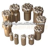 button bits (short and long skirt)glass cutting diamond drill bits
