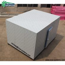 Outdoor using For sale movable cold storage room cool room portable mobile cool cold room