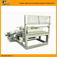 Automatic clay brick cutter cost / brick coal fired system tunnel kiln plant investment