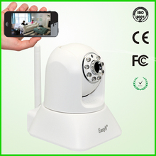 IP camera wireless mini home for PC iphone ipad &Android phone view network webcam wifi plug and play