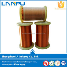 ISO Certification Polyamide-Imide Enameled 1.0mm Coil Winding Copper Wire