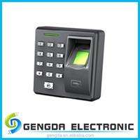 Network fingerprint time attendance and access control