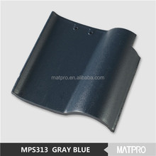 clay curved roof tile/stone coated roofing sheet zinc