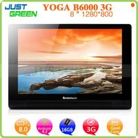 China android tablet 16gb Lenovo B6000 tablet 8 inch 3g phone call android 4.2