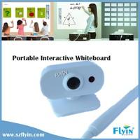 2015 Easy Install Smart multimedia Education use Digital auto-calibration portable Interactive Whiteboard smart board