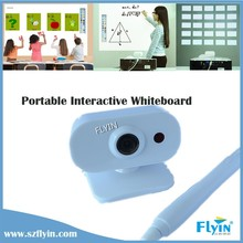 2015 Easy Install Smart multimedia Education use Digital auto-calibration portable Interactive Whiteboard smart board