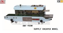 Hongzhan CBS/DBF series new type continuous bag sealer food sealer