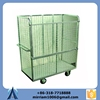 Large Capacity Industrial Stacking Steel Cage